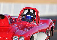 Jul 28, 2017; Sonoma, CA, USA; NHRA super gas driver Rodney Lee during qualifying for the Sonoma Nationals at Sonoma Raceway. Mandatory Credit: Mark J. Rebilas-USA TODAY Sports