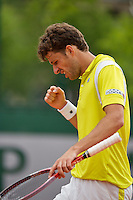 27-05-13, Tennis, France, Paris, Roland Garros, Robin Haase