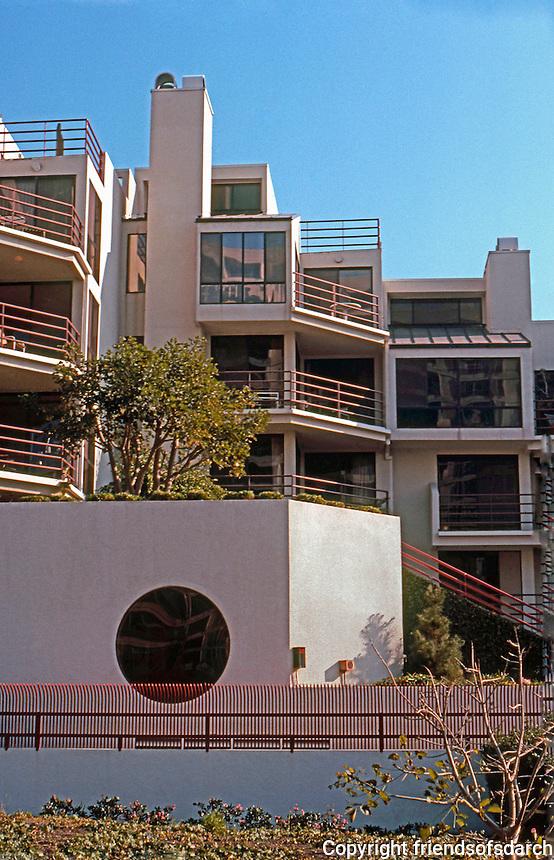 Santa Monica CA: Sea Colony Condo Complex. Photo '83.