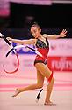 Misato Kuwamura (JPN), ..OCTOBER 28, 2011 - Rhythmic Gymnastics : AEON CUP 2011 Worldwide R.G. Club Championships at Tokyo Metropolitan Gymnasium, Tokyo, Japan. (Photo by Jun Tsukida/AFLO SPORT) [0003]