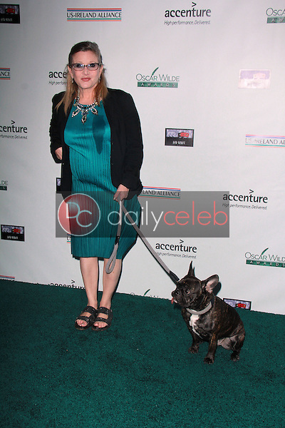 Carrie Fisher<br />