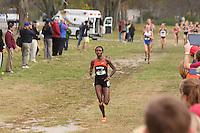 2012 SEC XC Womens 6k @ 3.15 miles