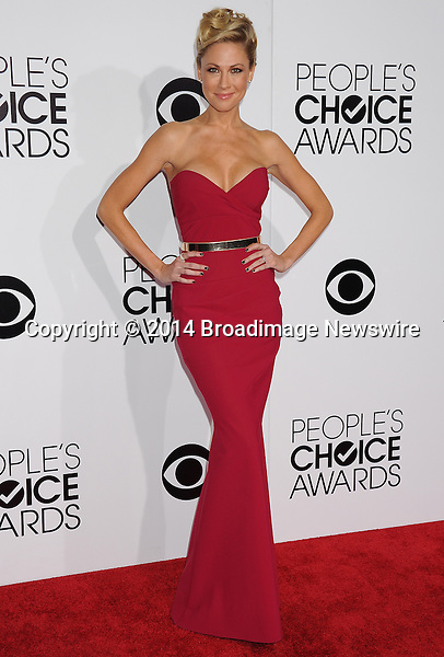 Pictured: Desi Lydic<br /> Mandatory Credit &copy; Gilbert Flores /Broadimage<br /> 2014 People's Choice Awards <br /> <br /> 1/8/14, Los Angeles, California, United States of America<br /> Reference: 010814_GFLA_BDG_271<br /> <br /> Broadimage Newswire<br /> Los Angeles 1+  (310) 301-1027<br /> New York      1+  (646) 827-9134<br /> sales@broadimage.com<br /> http://www.broadimage.com