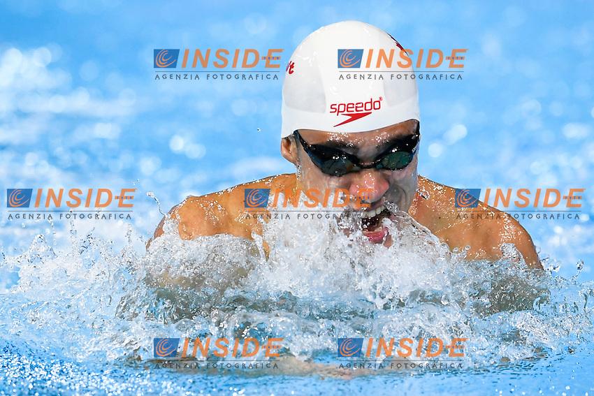 FUNK Richard CAN<br /> Men's 100m Breaststroke<br /> 13th Fina World Swimming Championships 25m <br /> Windsor  Dec. 6th, 2016 - Day01<br /> WFCU Centre - Windsor Ontario Canada CAN <br /> 20161206 WFCU Centre - Windsor Ontario Canada CAN <br /> Photo &copy; Giorgio Scala/Deepbluemedia/Insidefoto