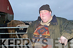 Farming voice: David Diggins, the new Kerry chairman of the ICSMA.   Copyright Kerry's Eye 2008