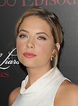 Ashley Benson arriving at the 'Pretty Little Liars 100TH Episode Celebration' held at The W Hollywood Hotel Los Angeles, CA. May 31, 2014.