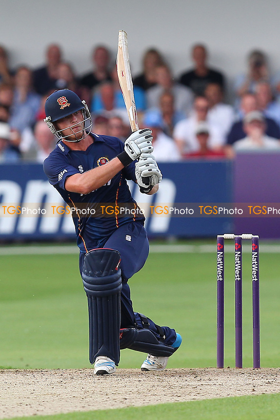 - Essex Eagles vs Sussex Sharks - NatWest T20 Blast Cricket at the Essex County Ground, Chelmsford, Essex - 25/07/14 - MANDATORY CREDIT: Gavin Ellis/TGSPHOTO - Self billing applies where appropriate - contact@tgsphoto.co.uk - NO UNPAID USE