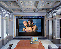 Huge Home Projector