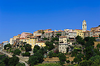 Zilia in der Balagne, Korsika, Frankreich