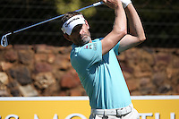 Raphael Jacquelin (FRA) during the practice day ahead of the Tshwane Open 2015 at the Pretoria Country Club, Waterkloof, Pretoria, South Africa. Picture:  David Lloyd / www.golffile.ie. 10/03/2015