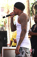 12 May 2018 - Las Vegas, Nevada - Nick Cannon. Nick Cannon Hosts at Flamingo GO Pool.  <br /> CAP/ADM/MJT<br /> &copy; MJT/ADM/Capital Pictures