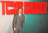 Michael Fassbender at the &quot;Tomb Raider&quot; European film premiere, Vue West End cinema, Leicester Square, London, England, UK, on Tuesday 06 March 2018.<br /> CAP/CAN<br /> &copy;CAN/Capital Pictures