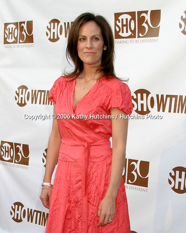 Annabeth Gish.Showtime TCA Party.Padadena, CA.July 14, 2006.©2006 Kathy Hutchins / Hutchins Photo....
