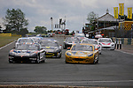 Ginetta Junior Championship : Croft : 22/23 June 2013