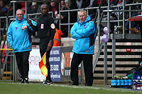 Dagenham and Redbridge manager Peter Taylor during Dagenham & Redbridge vs Bromley, Vanarama National League Football at the Chigwell Construction Stadium on 9th March 2019