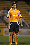 31 March 2007: Houston's Brian Mullan. Major League Soccer's Houston Dynamo defeated the New York Red Bulls 2-1 in a preseason game at Blackbaud Stadium on Daniel Island in Charleston, SC, as part of the Carolina Challenge Cup.