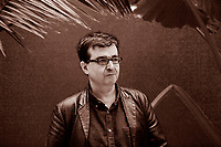 Javier Cercas Mena è uno scrittore e saggista spagnolo. Lavora anche come colonnista per il quotidiano spagnolo El País, e per anni è stato anche insegnante universitario di Filologia. Tempo di libri Milano, 19 aprile 2017. © Leonardo Cendamo