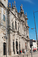 carmo and carmelitas churches porto portugal