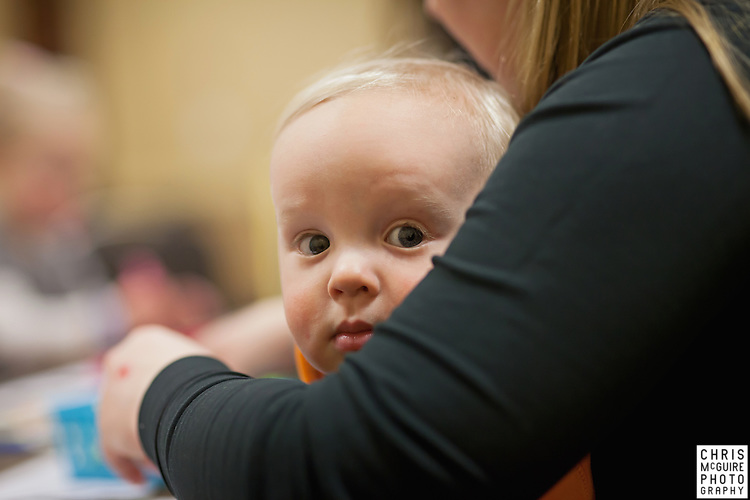 02/12/12 - Kalamazoo, MI: Kalamazoo Baby & Family Expo.  Photo by Chris McGuire.  R#21