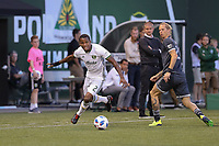 Portland, Oregon - Saturday August 11, 2018: Portland Timbers vs. Vancouver Whitecaps in a match at Providence Park.