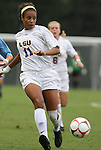 18 September 2009: LSU's Chelsea Potts. The University of North Carolina Tar Heels defeated the Louisiana State University Tigers 1-0 at Koskinen Stadium in Durham, North Carolina in an NCAA Division I Women's college soccer game.