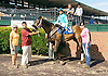 Gemsum winning at Delaware Park on 9/5/16