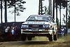 AUDI Coupe Quattro #8, Per EKLUND (SWE) - Dave WHITTOCK (GBR), 1000 LAKES RALLY 1987