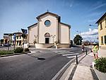 St. Rocco Parish church, Lasciano, Tuscano, Italy