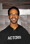 Joyce Becker's Soap Opera Festival brings actor Kristoff St. John from Young and Restless <br /> <br /> <br /> <br /> <br /> <br /> <br /> <br /> <br /> <br /> \on September 26, 2015 to Caesers Horseshoe Casino in Baltimore, Maryland for a Q&amp;A with fans with a drawing for lucky fans to meet the actors for autographs and photos.  (Photo by Sue Coflin/Max Photos)