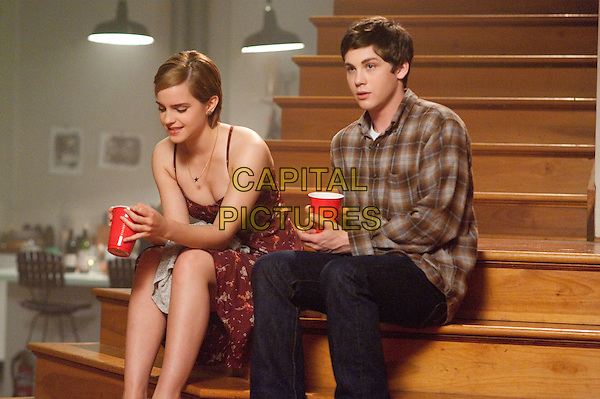 Emma Watson, Logan Lerman<br /> in The Perks of Being a Wallflower (2012) <br /> (Le monde de Charlie)<br /> *Filmstill - Editorial Use Only*<br /> CAP/NFS<br /> Image supplied by Capital Pictures