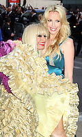 June 04, 2012 Betsey Johnson and Lulu Johnson at the 2012 CFDA Fashion Awards at Alice Tully Hall Lincoln Center in New York City. © RW/MediaPunch Inc. ***NO GERMANY***NO AUSTRIA***