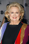 Barbara Cook arriving to the 60th Annual Tony Awards held at Radio City Music Hall in New York City. June 11, 2006.