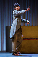 """Concha Delgado during theater play """"La Asamblea de las Mujeres"""" at Teatro La Latina in Madrid. August 23 2016. (ALTERPHOTOS/Borja B.Hojas) /NORTEPHOTO.COM"""