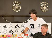 Bundestrainer Joachim Loew (Deutschland Germany) - *cs* 31.08.2017: Pressekonferenz Deutschland in Prag, Marriott Hotel