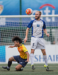 Hong Kong Football Club vs Thai Youth Football Home during the Main tournament of the HKFC Citi Soccer Sevens on 22 May 2016 in the Hong Kong Footbal Club, Hong Kong, China. Photo by Li Man Yuen / Power Sport Images