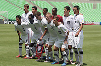 USA Men U-17 vs Uzbekistan June 22 2011