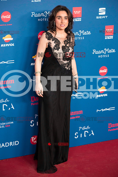 Paloma Segrelles attends to the photocall of the Gala Sida at Palacio de Cibeles in Madrid. November 21, 2016. (ALTERPHOTOS/Borja B.Hojas) //NORTEPHOTO.COM