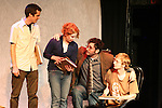 Free Love Forum at Sketchfest NYC, 2006. Sketch Comedy Festival in New York City.