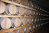 wooden wine barrels in the wine cellar of the Bodega <br /> Jose L. Ferrer in Binissalem<br /> <br /> barricas de roble en la Bodega Jos&eacute; L. Ferrer en Binissalem<br /> <br /> Eichenholzf&auml;sser in dem Weinkeller des Weinguts Jose L. Ferrer in Binissalem<br /> <br /> 1840 x 1232 px<br /> 150 dpi: 31,16 x 20,86 cm<br /> 300 dpi: 15,58 x 10,43 cm<br /> Original: 35 mm