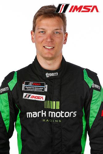 #4 ANSA Motorsports, Ligier JS P3, LMP3: Zacharie Robichon