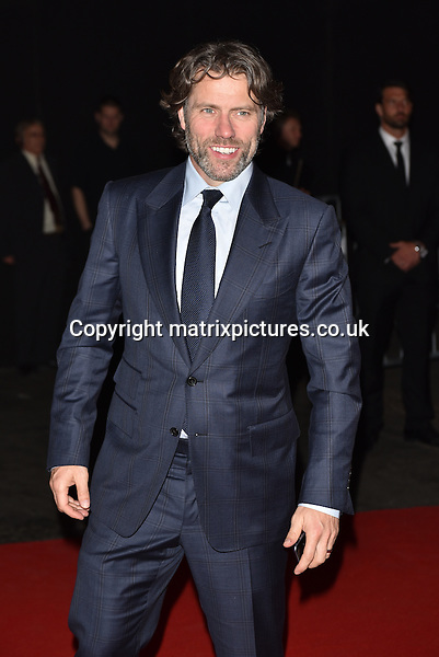 NON EXCLUSIVE PICTURE: MATRIXPICTURES.CO.UK<br /> PLEASE CREDIT ALL USES<br /> <br /> WORLD RIGHTS<br /> <br /> English comedian John Bishop attending The BRIT Awards 2015 Universal Music afterparty, at The Old Sorting Office in London. <br /> <br /> FEBRUARY 25th 2015<br /> <br /> REF: SLI 15637