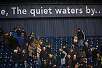 Home supporters making their way from the stands after West Bromwich Albion took on Leeds United in a SkyBet Championship fixture at the Hawthorns. Formed in 1878, the home team were relegated from the English Premier League the previous season and were aiming to close the gap on the visitors at the top of the table. Albion won the match 4-1 watched by a near-capacity crowd of 25,661.