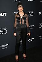 10 August 2017 - Los Angeles, California - Natalie Morales. OUT Magazine's Inaugural POWER 50 Gala & Awards Presentation. Photo Credit: F. Sadou/AdMedia