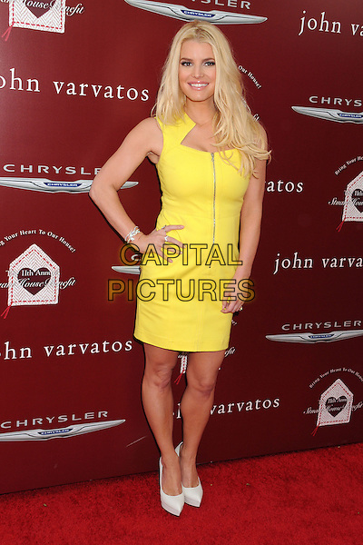 13 April 2014 - West Hollywood, California - Jessica Simpson. John Varvatos' 11th Annual Stuart House Benefit held at John Varvatos Boutique. <br /> CAP/ADM/BP<br /> &copy;Byron Purvis/AdMedia/Capital Pictures