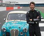 &nbsp;Howard Donald at  Silverstone for a track day  before the Silverstone Classic showdown this weekend photo by Brian Jordan<br /> <br /> Howard Donald of chart-toppers Take That, is the latest mega-star to be joining the stellar Celebrity Challenge Trophy grid racing at this summer&rsquo;s Silverstone Classic (28-30 July).<br /> &nbsp;<br /> Along with Gary Barlow and Mark Owen, Donald is one of the three enduring members of the idolised Manchester pop group &ndash; a super-band that to date has produced no fewer than 12 UK number one singles and seven best-selling albums.<br /> &nbsp;<br /> As well as being a member of the UK&rsquo;s most popular boy-band since the Beatles, Donald is a confirmed classic car fan. He owns several race-prepared icons from yesteryear and, when time allows, pursues his passion at non-competitive circuit track days. The Silverstone Classic showdown, however, will be his race debut.<br /> &nbsp;<br /> &ldquo;I&rsquo;m both nervous and excited &ndash; it&rsquo;s my first race and it&rsquo;s going to be great,&rdquo; he predicted. &ldquo;I have done a lot of track days in some of my cars and I have always asked myself the question &lsquo;why am I not racing?&rsquo;&hellip; and now I am!&rdquo;<br /> &nbsp;<br /> Donald will not just be &lsquo;racing&rsquo; but racing on the famous Silverstone Grand Prix circuit just a couple of weeks after Lewis Hamilton and his fellow F1 aces will have contested the British Grand Prix on the very same track.<br /> &nbsp;<br /> &ldquo;To be doing my first race at Silverstone is going to be absolutely amazing,&rdquo; he grinned. &ldquo;I have done track days around the Grand Prix circuit but racing is a completely different kettle of fish. It&rsquo;s going to be exciting, especially in a car I have never driven before.&rdquo;<br /> &nbsp;<br /> Come the Silverstone Classic, Donald will be lining up alongside a host of other famous faces all armed with equally-matched, race-tuned Austin A30s and A35s from