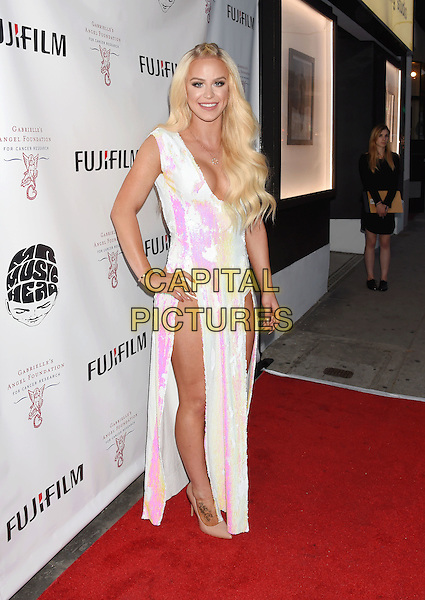 LOS ANGELES, CA - MAY 19: Actress Gigi Gorgeous attends Markus Klinko Presents his 'Bowie Unseen' Exhibition at Mr. Musichead Gallery on May 19, 2016 in Los Angeles, California.<br /> CAP/ROT/TM<br /> &copy;TM/ROT/Capital Pictures