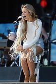 FORT LAUDERDALE FL - APRIL 08: Brooke Eden performs during the Tortuga Music Festival held at Fort Lauderdale Beach on April 08, 2017 in Fort Lauderdale, Florida. : Credit Larry Marano © 2017