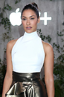 "LOS ANGELES - OCT 21:  Janina Gavankar at the Apple TV+'s ""See"" Premiere Screening at the Village Theater on October 21, 2019 in Westwood, CA"