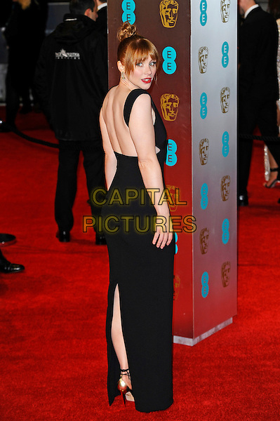 LONDON, ENGLAND - FEBRUARY 12: Bryce Dallas Howard attending EE BAFTA British Academy Film Awards at Royal Albert Hall on February 12, 2017 in London, England.<br /> CAP/MAR<br /> &copy;MAR/Capital Pictures