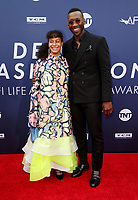 6 June 2019 - Hollywood, California - Mahershala Ali, Amatus Sami-Karim. American Film Institute's 47th Life Achievement Award Gala Tribute To Denzel Washington held at Dolby Theatre.    <br /> CAP/ADM/FS<br /> ©FS/ADM/Capital Pictures